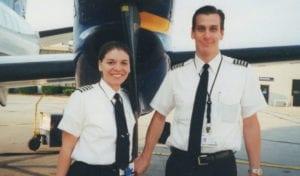 Erika Hlavacek and  Jeff Hlavacek
